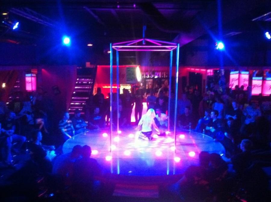 erotik lanzarote pinky table dance